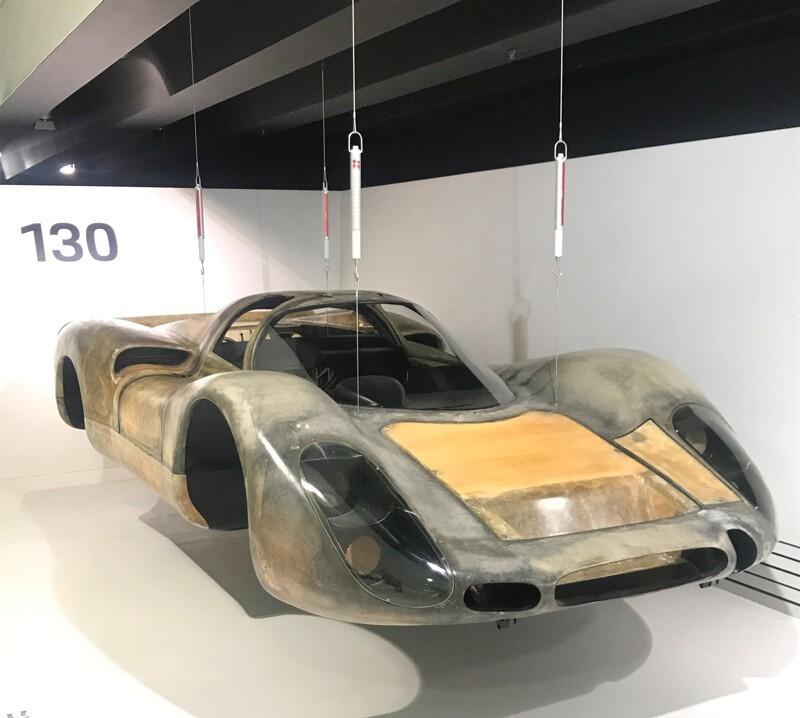 Из первых уст: музей Porsche в Штутгарте porsche,Германия,города