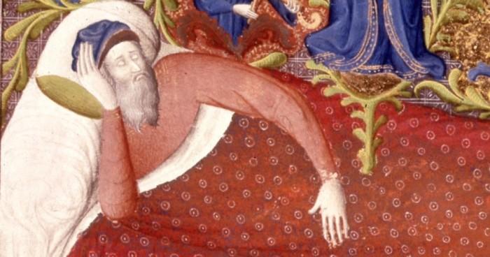 Что вынуждало людей в прошлом спать сидя?