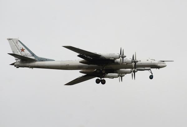 СМИ: Два бомбардировщика ВКС…