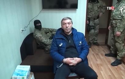 В Москве допрашивают задержанных в Дагестане чиновников