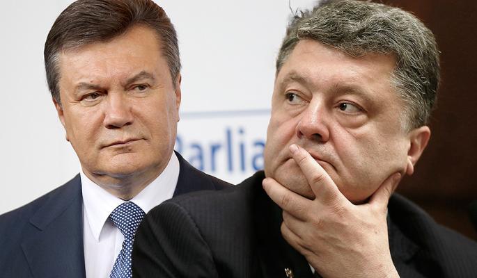 Янукович пророчит Порошенко …