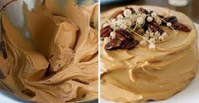 Карамельный крем — идеальная начинка для любых тортов и пирожных! женские хобби
