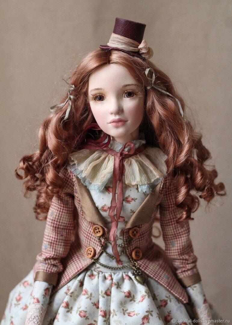 Куколки от Ольги Гречко handmake,куклы и игрушки,разное