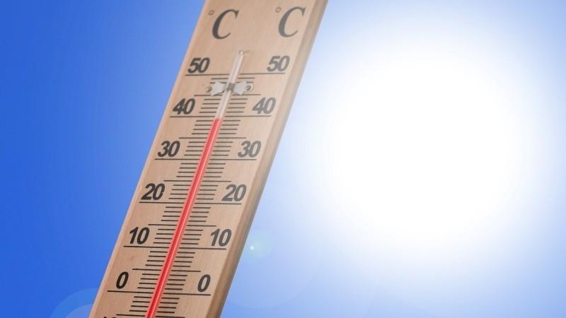 Жаркая погода задержится в европейской части России на ближайшие дни Общество