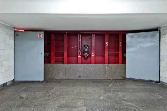 Атомные убежища в пекинском метро