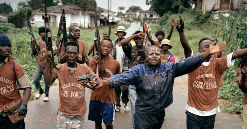 Либерийские маньяки Сэмуэль Доэ иЧарльз Тейлор, или История неудавшейся демократии