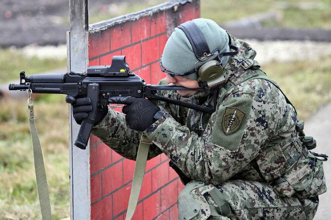 Американские оружейники скопировали новый пистолет российского спецназа от Ижмаша