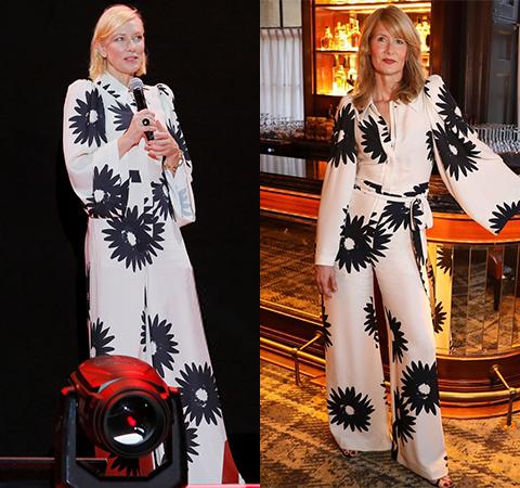 Модная битва: Кейт Бланшетт против Лоры Дерн