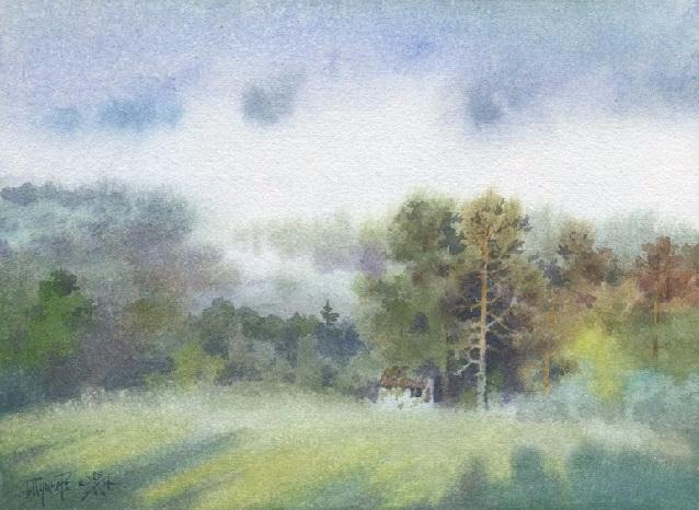 В обьятии тумана (638x466, 291Kb)