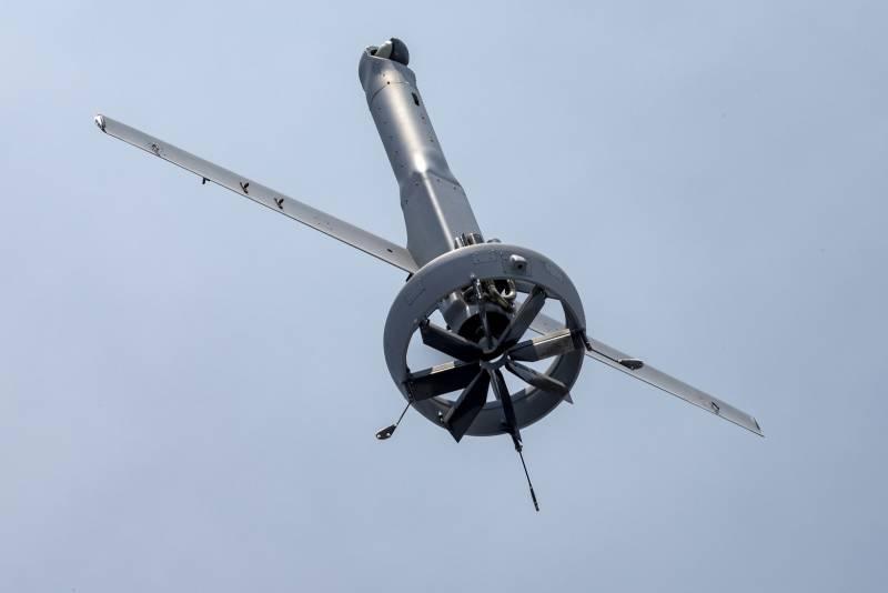 БПЛА V-Bat в открытом море. Новые испытания подтверждают старые успехи