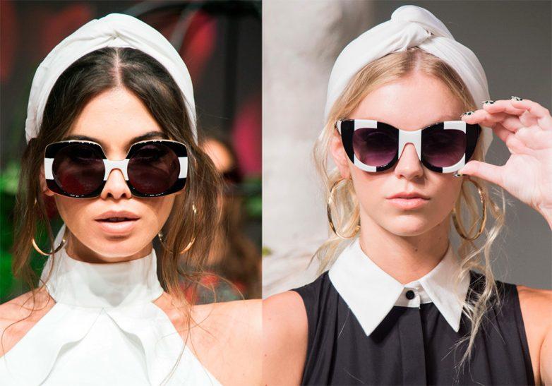 Модные солнцезащитные очки этого сезона