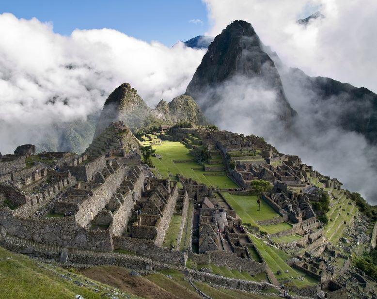 Жители Мачу Пикчу ушли в Страну Богов