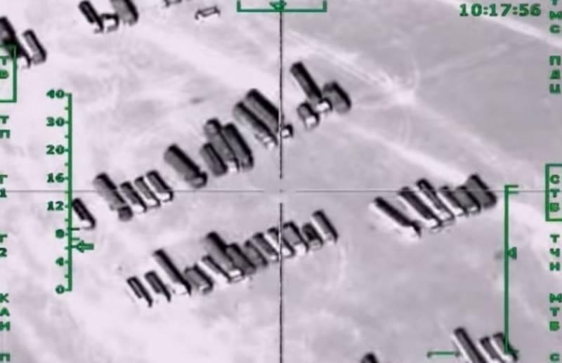 Что за «неопознанные самолеты» и БПЛА уничтожают контрабандистов нефти в Сирии Политика