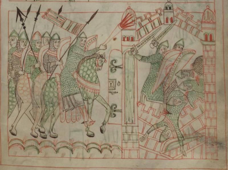 «Страшная тайна» русских мечей и типология Оукшотта в миниатюрах история,оружие
