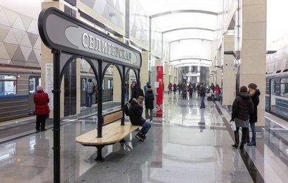 Восемь станций метро открыто за два месяца в Москве