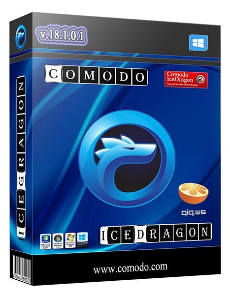 Comodo IceDragon 18.0.1.0 Final ML/Rus & Portable