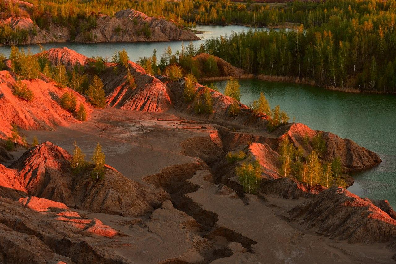 Великолепная природа России в фотографиях