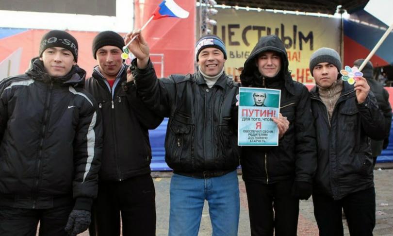 Foreign Policy: Узбеки становятся исламскими радикалами в России