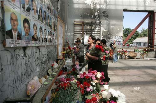 10 years since Beslan school hostage crisis