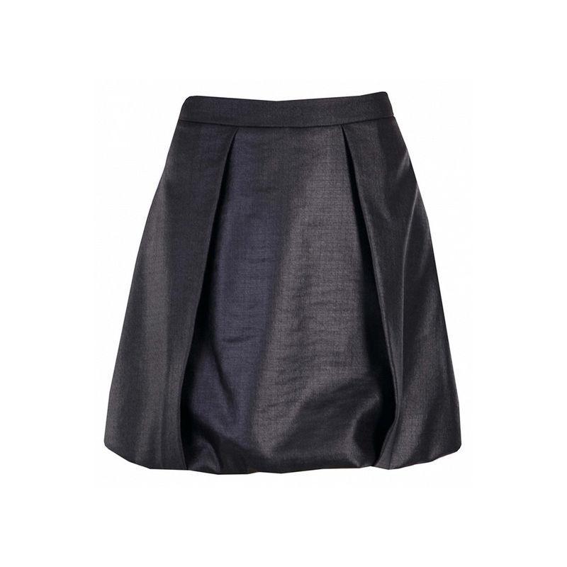 Весна 2020 — юбки сложного кроя, длина миди, фото № 20