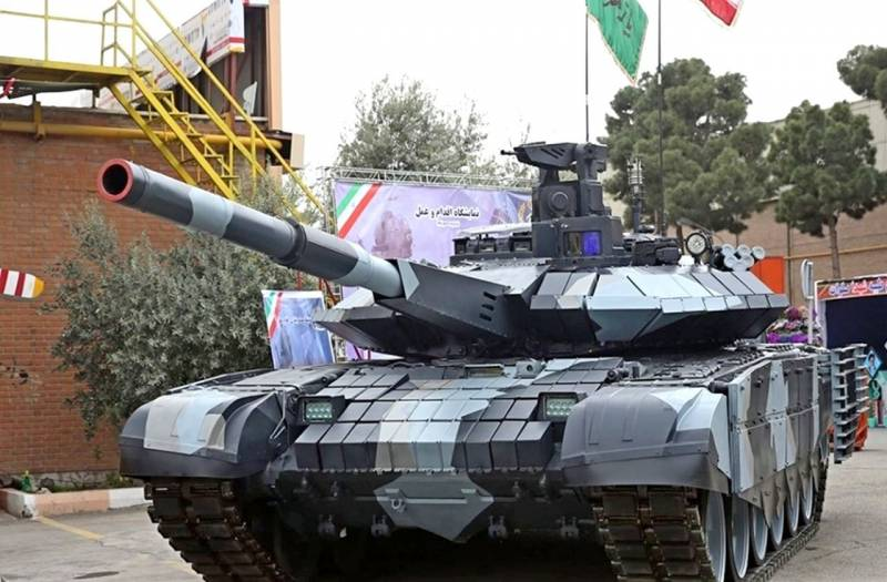 Иран стянул не менее 200 танков на армяно-азербайджанскую границу Новости