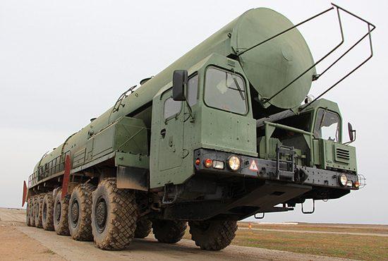 «За пять минут угробил установку новейшего ракетного комплекса «Ярс»