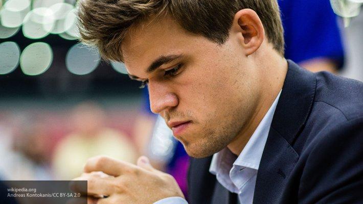 Шахматист Карлсен стал новым мировым рекордсменом по количеству игр без поражений подряд
