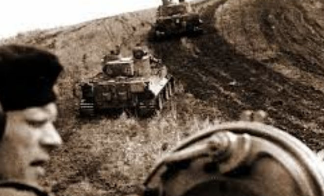 Дуэль Зверобоя с Тигром: хитрость советского наводчика