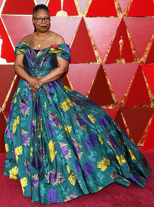 Оскар 2018 — самые яркие и неожиданные образы звезд церемонии