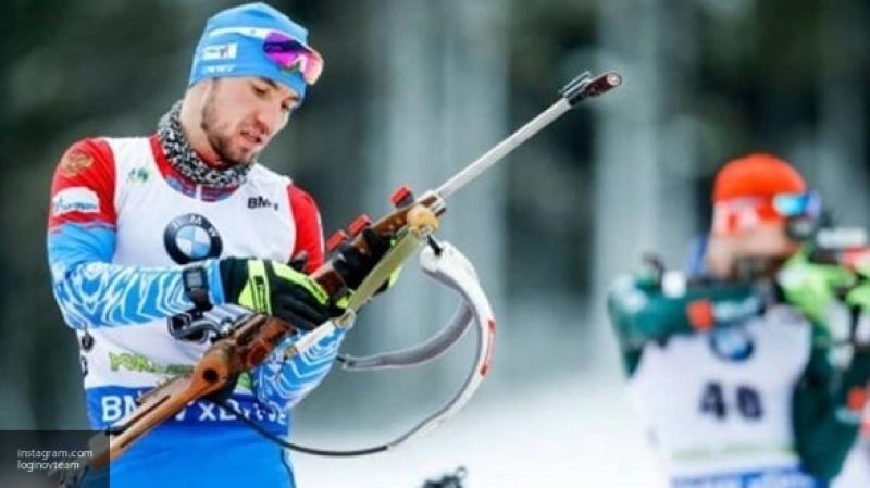 Российский биатлонист Логинов подтвердил готовность лично пообщаться с Фуркадом