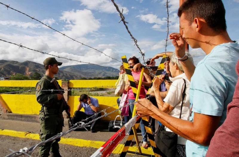 Бразилия расширила зону безопасности на границе с Венеуэлой