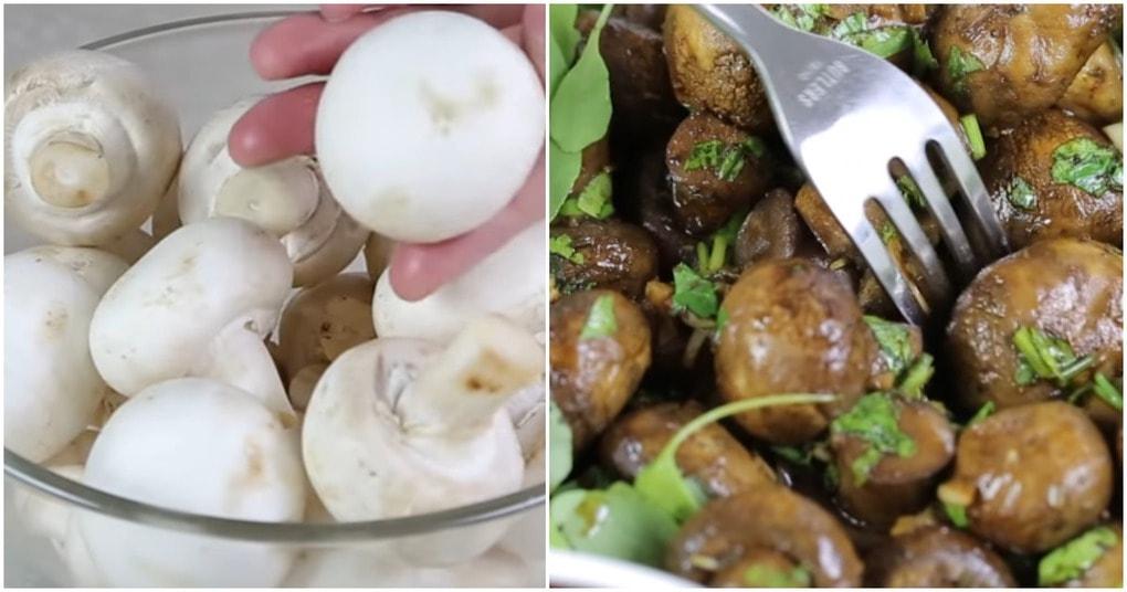 Грибы в маринаде — потрясающая закуска, которая всех покорит