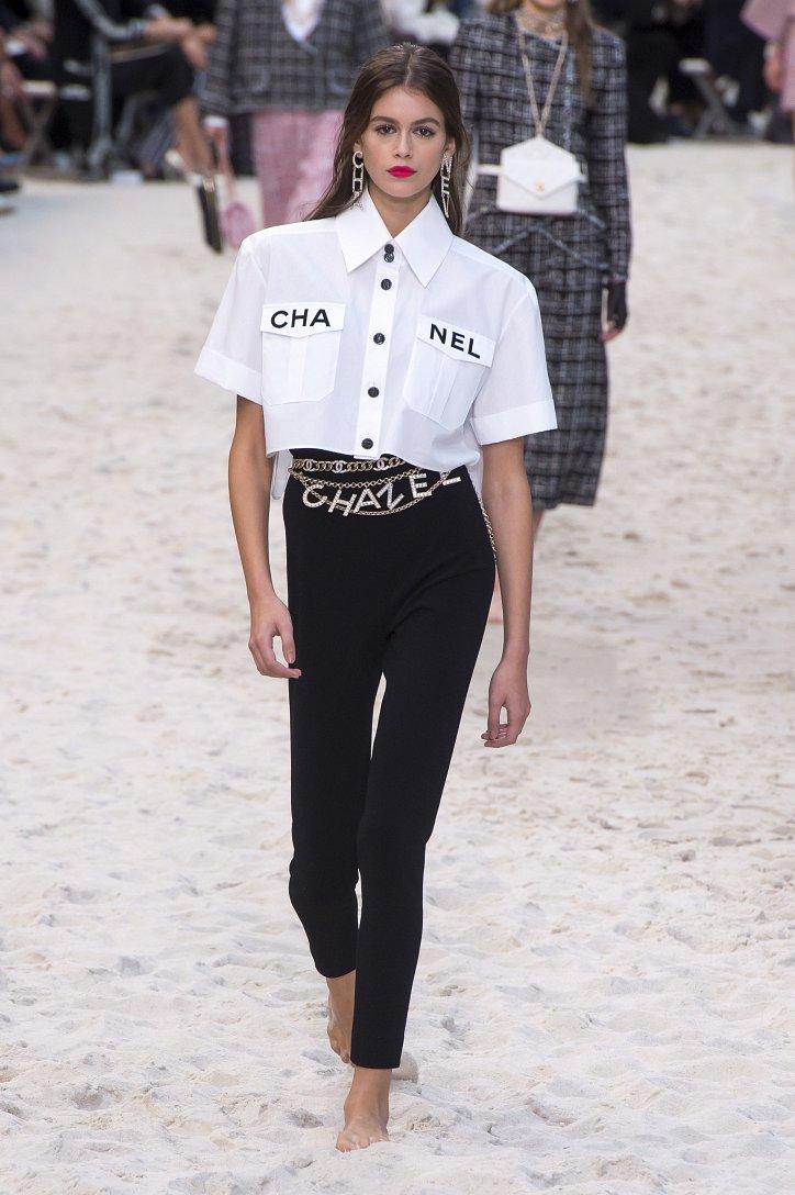 Chanel Resort весна-лето 2019 - коллекция, которая произвела настоящий фурор Chanel Resort весна-лето 2019