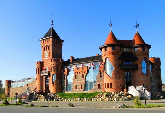 Отель-замок «Нессельбек» | М…