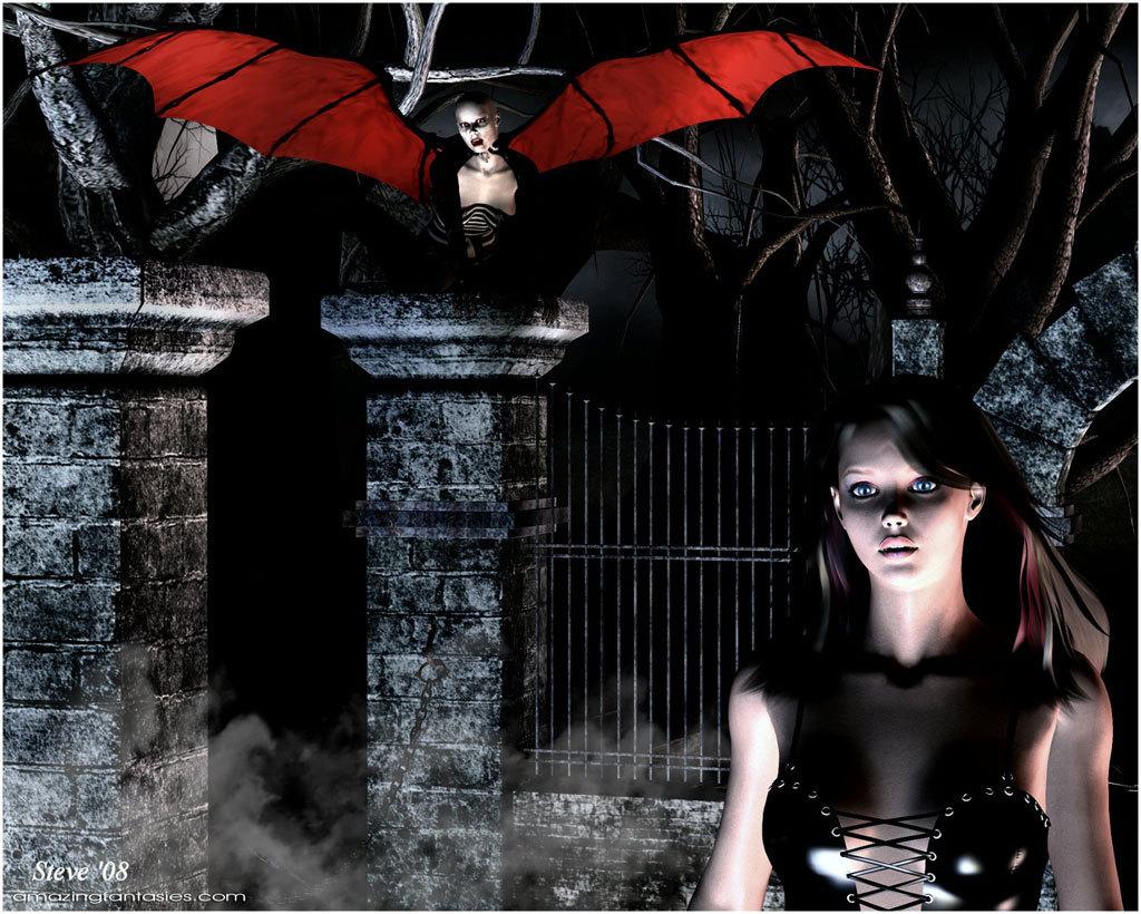 О вампирах