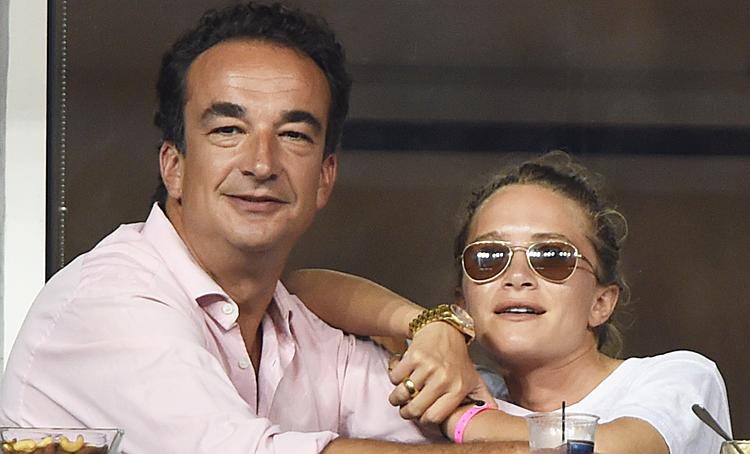 Оливье Саркози начал жить с бывшей женой после расставания с Мэри-Кейт Олсен