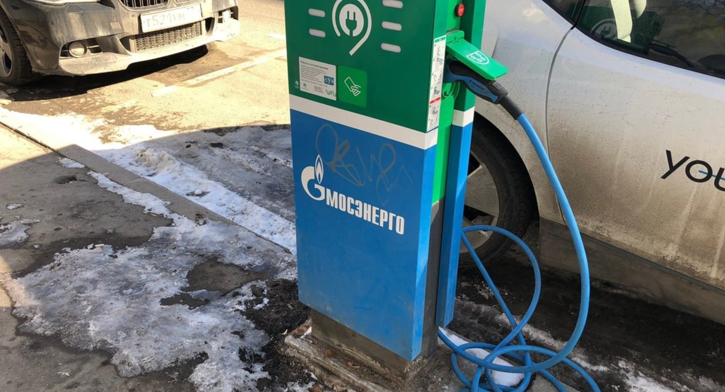Когда жителям России ждать популярности электрокаров Автомобили
