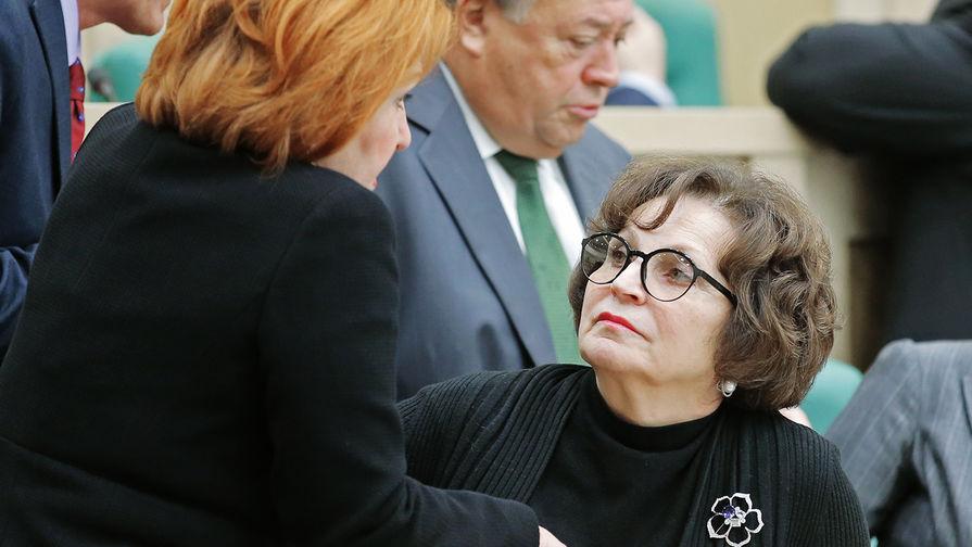 """Лахова заявила, что ее слова о ветеранах вырвали из контекста"""""""