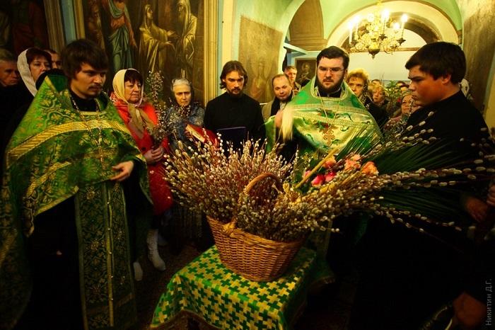 вербное воскресенье у славян