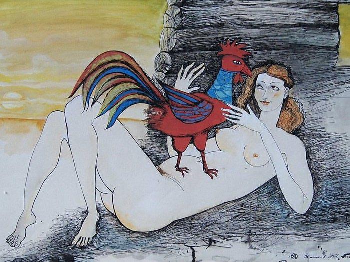 Деревенский блуд… или о сексе в старину интересное,история,секс,традиции