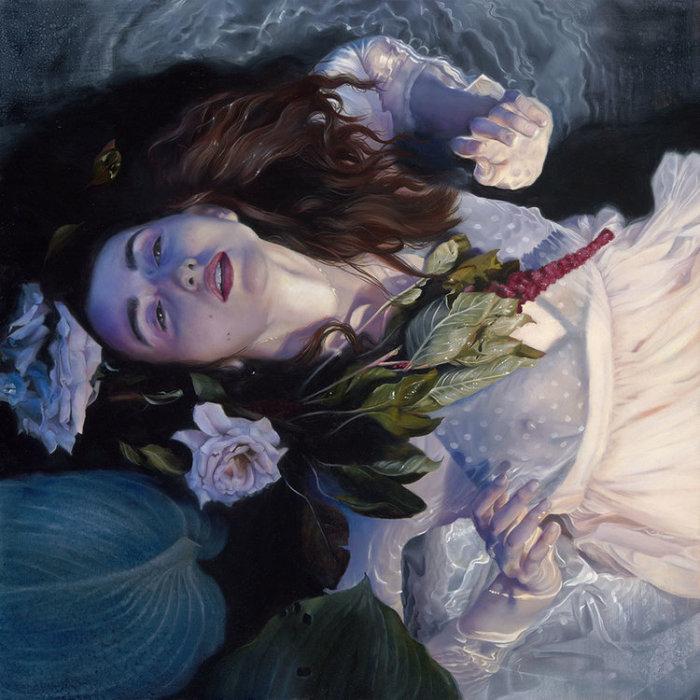 Спаси меня от теней. Автор: Kari-Lise Alexander.