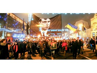 Миграция бандеровских идей с запада Украины в её центр