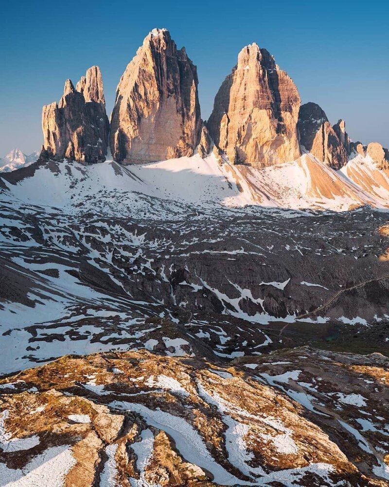 4. Альпы, горные вершины, горы, пейзажи, природа, фото природы, фотограф, фотографии природы