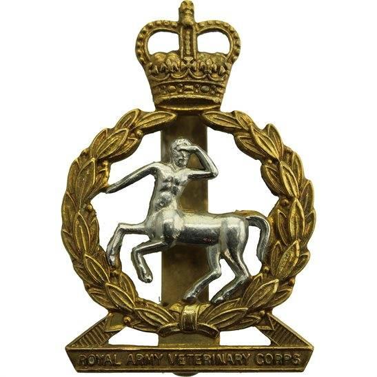 Королевский армейский ветеринарный корпус Великобритании армия