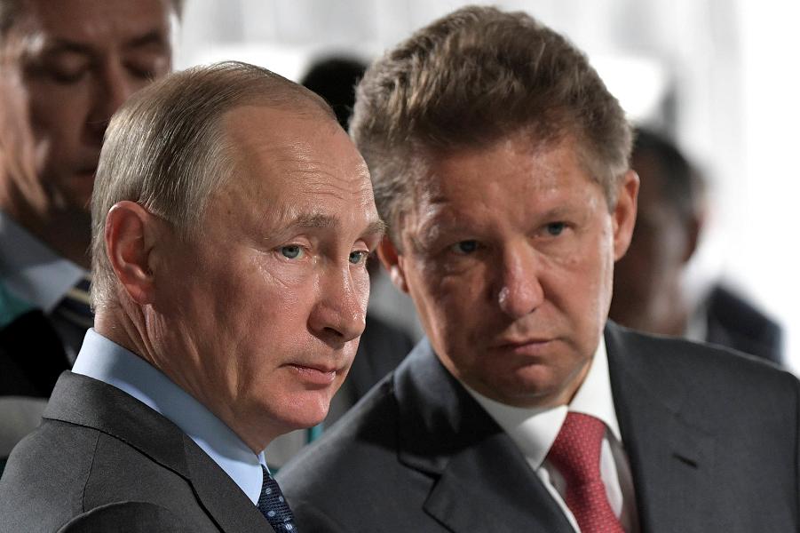 «Газпром» не успел. Без Украины не обойтись