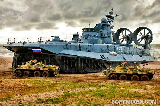 Забавные названия российской военной техники