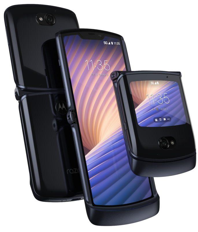 В России открылся предзаказ на раскладной смартфон с гибким экраном – motorola razr 5G гаджеты,мобильные телефоны,наука,Россия,смартфоны,телефоны,техника,технологии,электроника