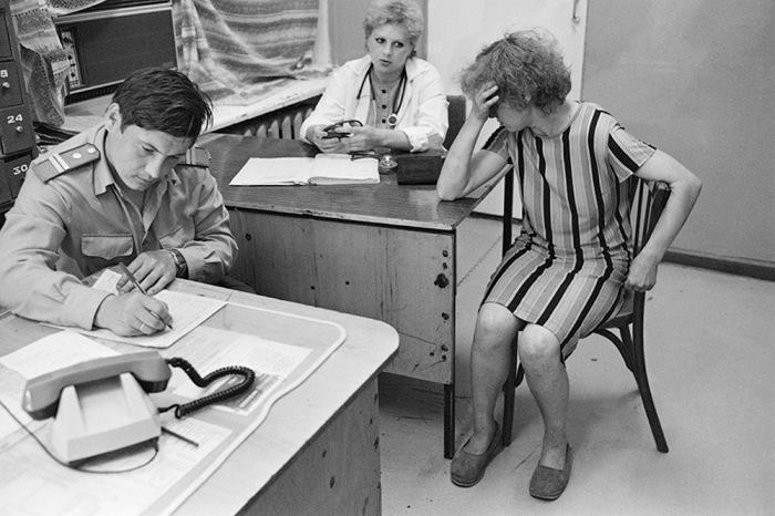 Вытрезвители в СССР: Кто мог угодить в «приют для опьяневших», и что происходило с его постояльцами вытрезвитель,общество,заведение,позор,СССР,штраф
