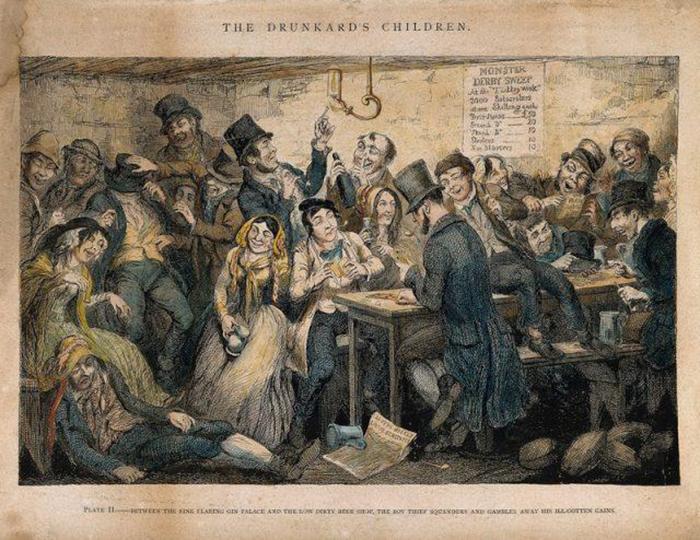 Вот зачем британские бармены подмешивали смертельный яд в напитки для гостей 246