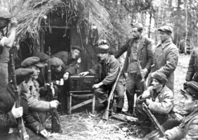 Александр Герман: за что немцы ненавидели этого партизана история